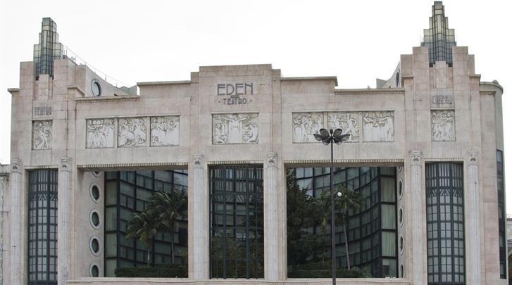 Lissabon, Aparthotel VIP Executive Eden, Façade hotel