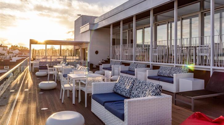 Lissabon, Cascais - Hotel Baia, Hotel bar