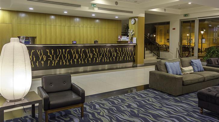 Lissabon, Cascais - Hotel Baia, Receptie