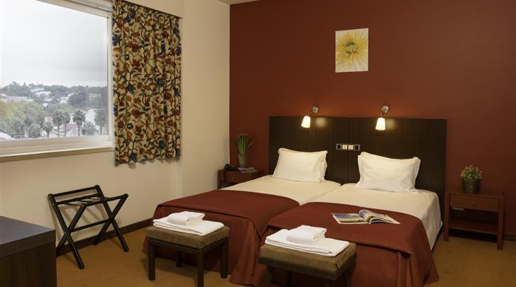 Lissabon, Cascais - Hotel Baia, Standaard kamer