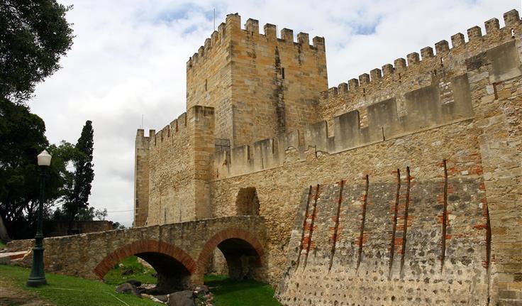 Lissabon, Castelo de São Jorge