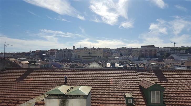 Lissabon, Grande Pensão Residencial Alcobia, Uitzicht