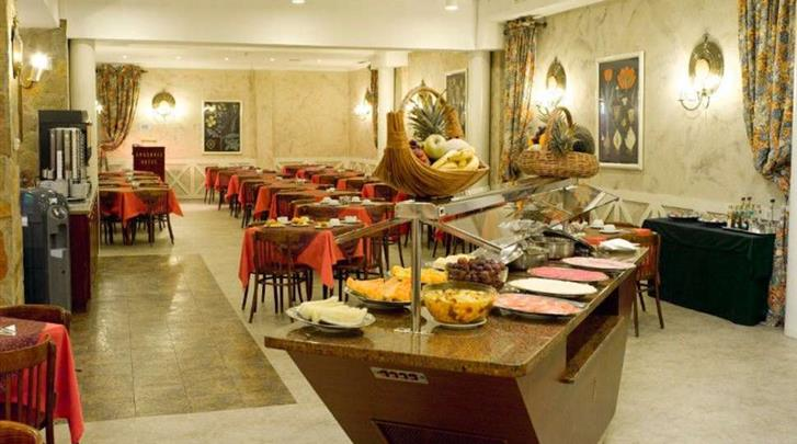 Lissabon, Hotel Amazonia, Restaurant