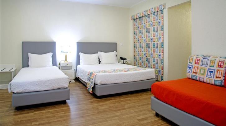 Lissabon, Hotel AS Lisboa, Familie kamer