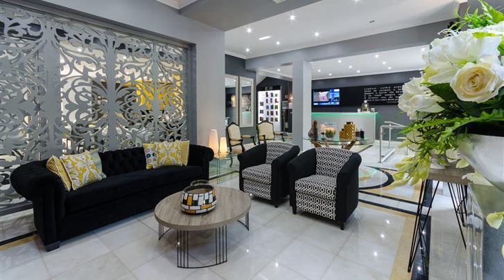 Lissabon, Hotel Avenida Park, Lobby