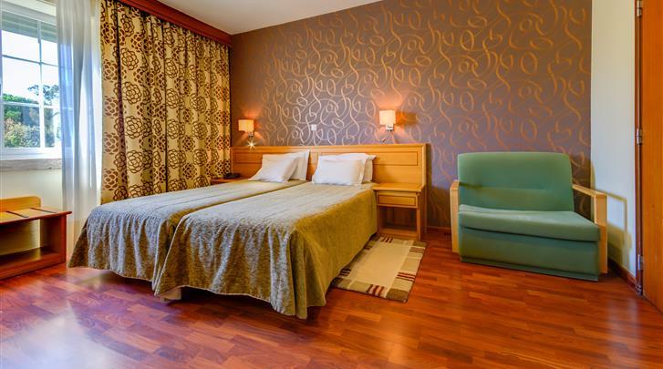 Lissabon, Hotel Avenida Park, Standaard kamer
