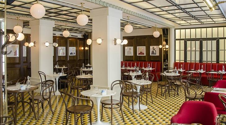 Lissabon, Hotel Browns Central, Brasserie