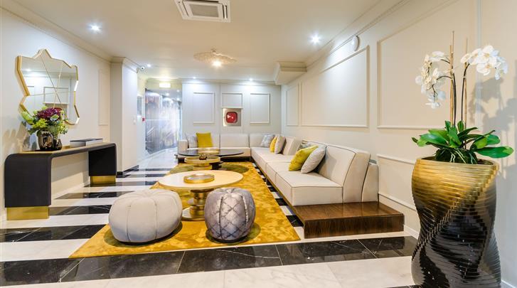 Lissabon, Hotel Chiado Borges, Lobby
