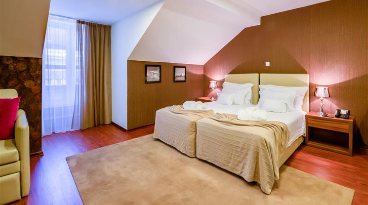 Lissabon, Hotel Chiado Borges, Superior kamer