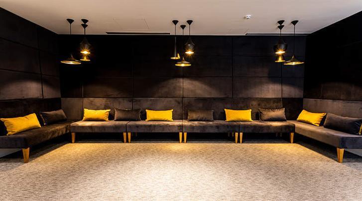 Lissabon, Hotel Csar, Lobby
