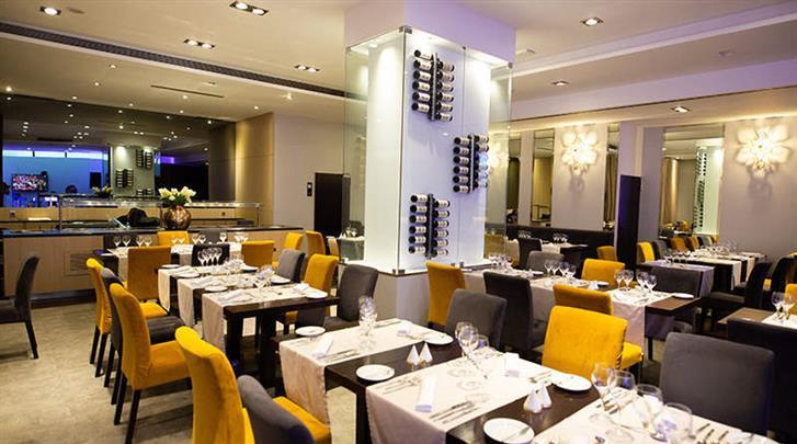 Lissabon, Hotel Csar, Restaurant