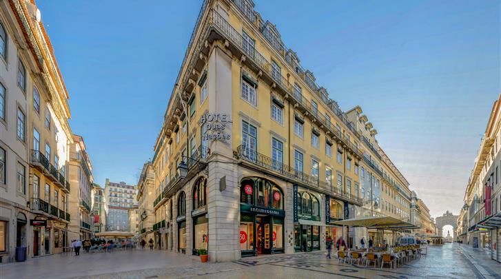 Lissabon, Hotel Duas Nacoes