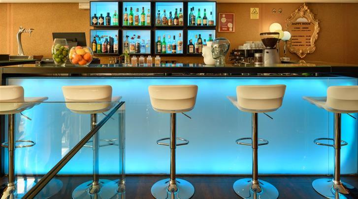 Lissabon, Hotel Expo Astoria, Hotel bar