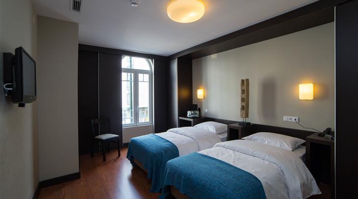 Lissabon, Hotel Expo Astoria, Standaard kamer