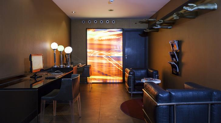 Lissabon, Hotel Expo Astoria, Lobby