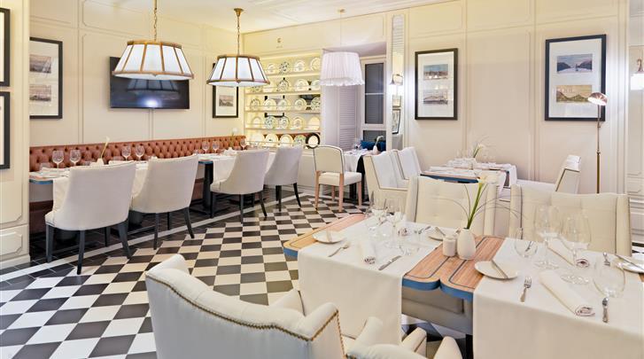Lissabon, Hotel H10 Duque de Loulé, Restaurant