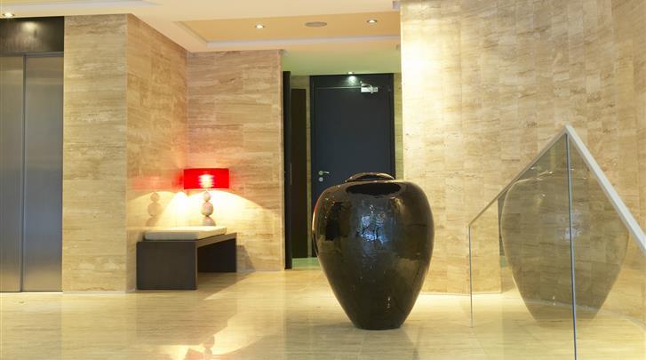 Lissabon, Hotel Lisboa, Lobby