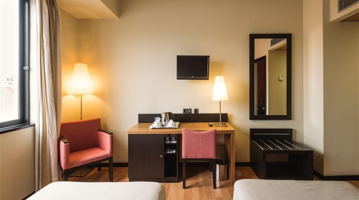 Lissabon, Hotel Lisboa, Standaard kamer