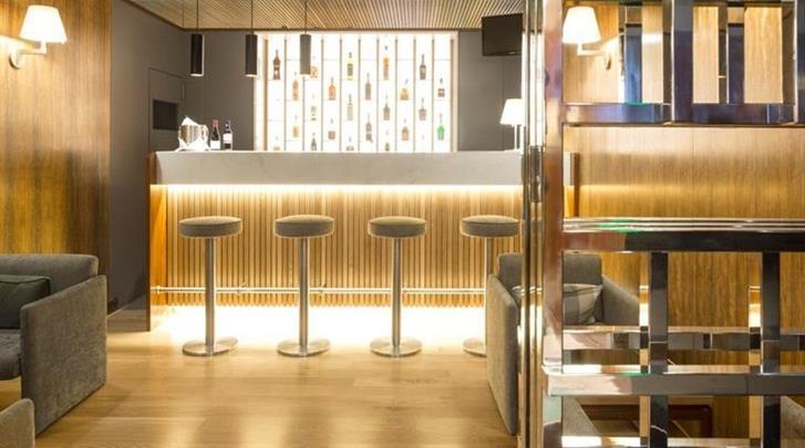 Lissabon, Hotel Miraparque, Hotel bar