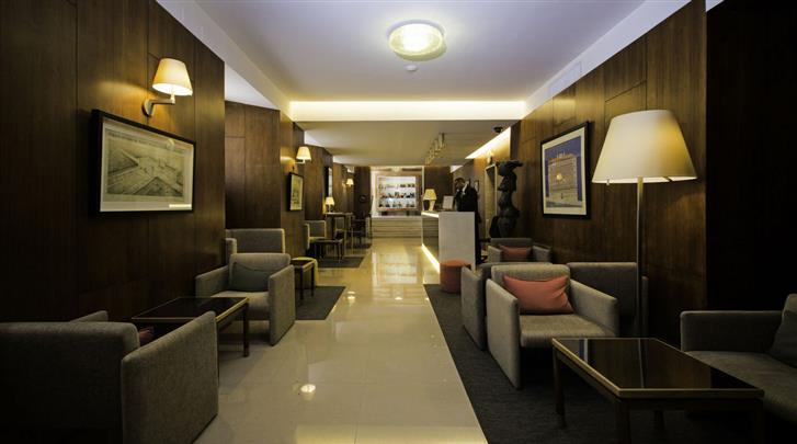 Lissabon, Hotel Miraparque, Lobby