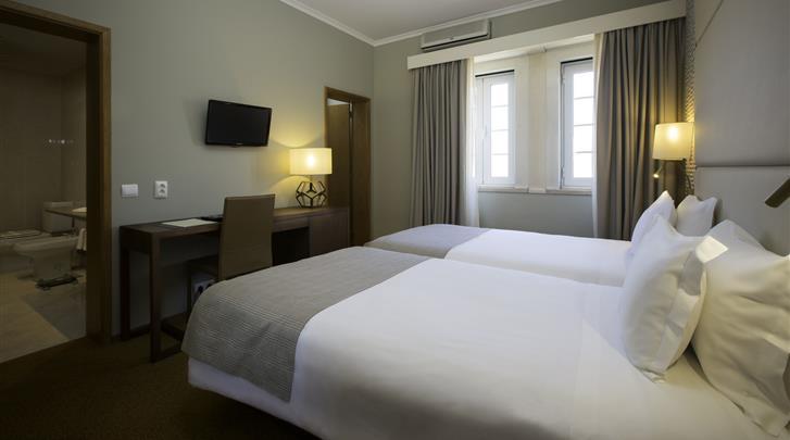 Lissabon, Hotel Miraparque, Standaard kamer