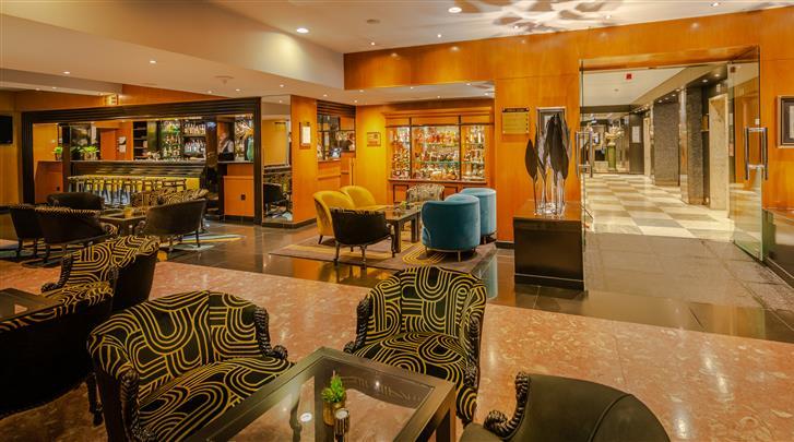 Lissabon, Hotel Mundial, Hotel bar