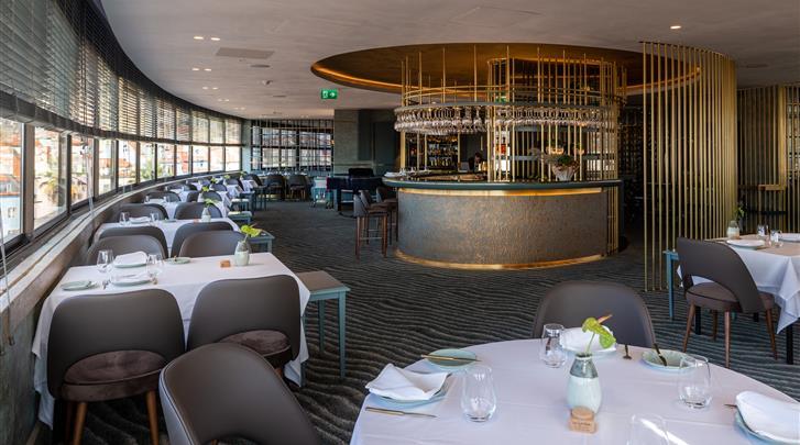 Lissabon, Hotel Mundial, Restaurant