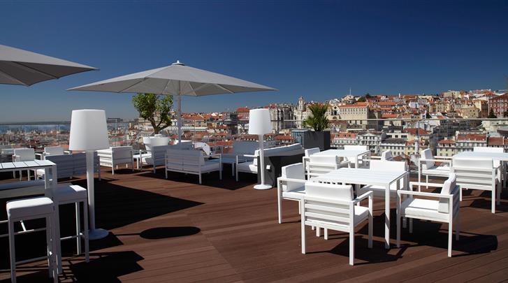 Lissabon, Hotel Mundial