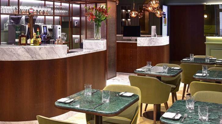 Lissabon, Hotel My Story Charming Augusta, Restaurant