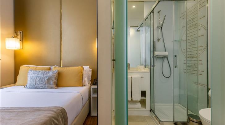 Lissabon, Hotel My Story Ouro, Standaard kamer