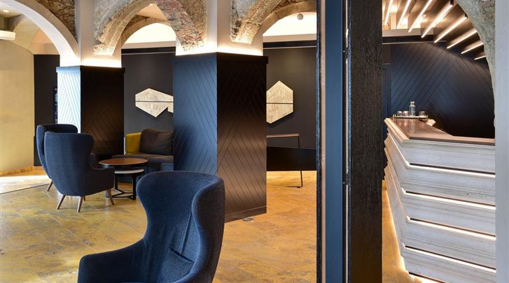 Lissabon, Hotel My Story Tejo , Receptie