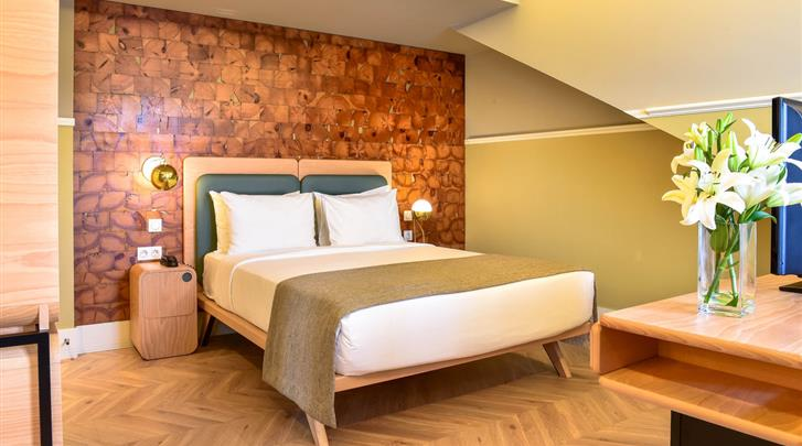 Lissabon, Hotel My Story Tejo , Standaard kamer