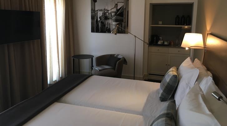 Lissabon, Hotel Porto Bay Marques, Classic kamer