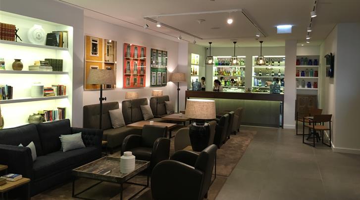 Lissabon, Hotel Porto Bay Marques, Lobby