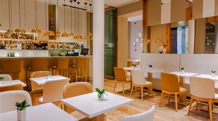 Lissabon, Hotel Portugal, Hotel bar