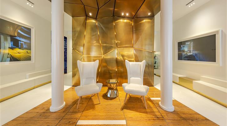 Lissabon, Hotel Portugal, Lobby