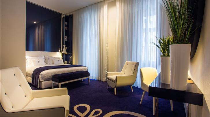 Lissabon, Hotel Portugal, Deluxe kamer