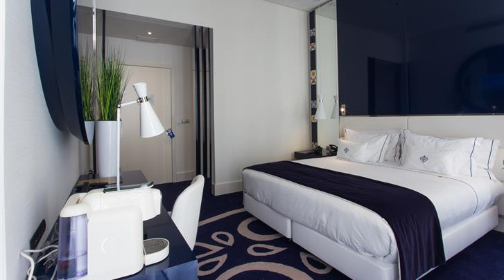 Lissabon, Hotel Portugal, Standaard kamer