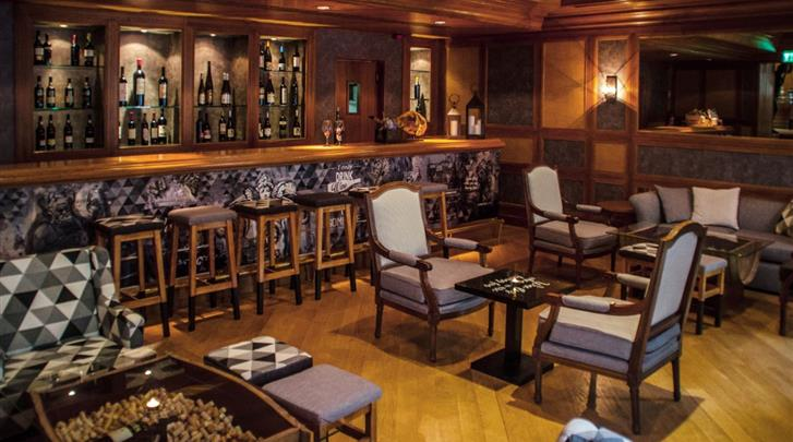 Lissabon, Hotel Real Palacio, Hotel bar