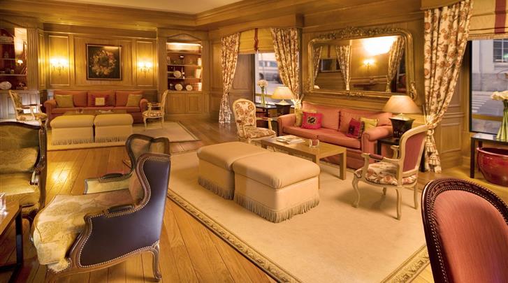 Lissabon, Hotel Real Palacio, Lobby