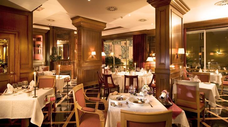 Lissabon, Hotel Real Palacio, Restaurant
