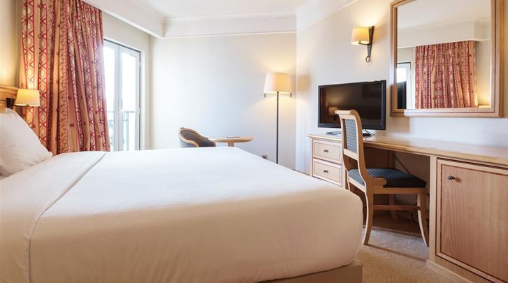 Lissabon, Hotel Real Palacio, Standaard kamer
