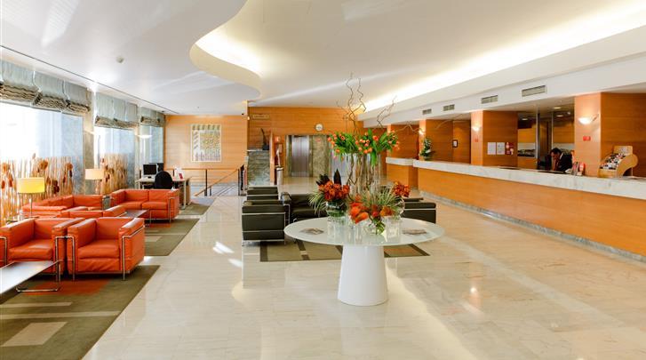 Lissabon, Hotel Roma (LIS), Lobby
