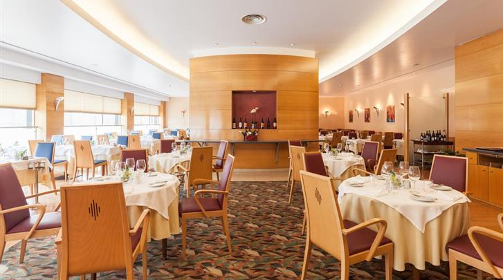 Lissabon, Hotel Roma (LIS), Restaurant