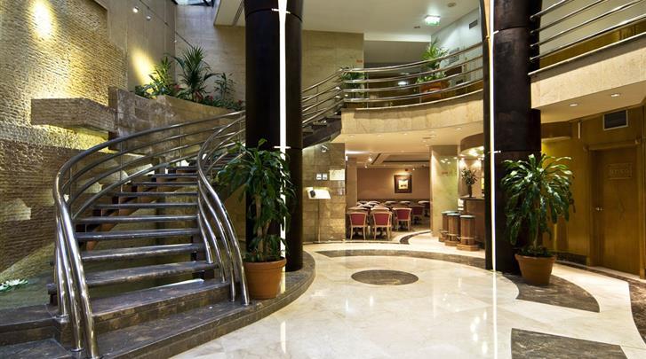 Lissabon, Hotel Sana Reno Style, Hal