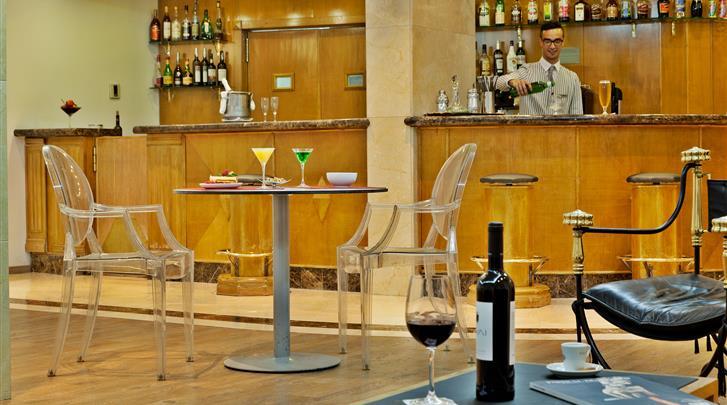 Lissabon, Hotel Sana Reno Style, Hotel bar
