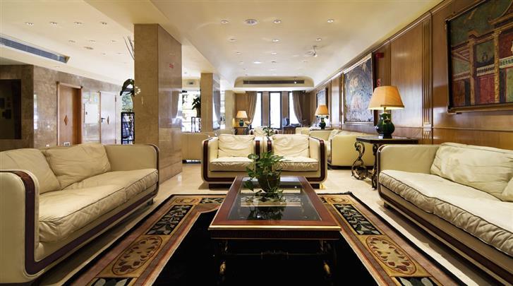 Lissabon, Hotel Sana Reno Style, Lobby