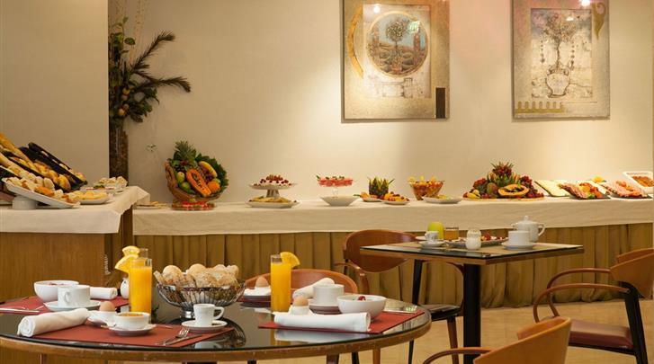 Lissabon, Hotel Sana Reno Style, Ontbijtbuffet