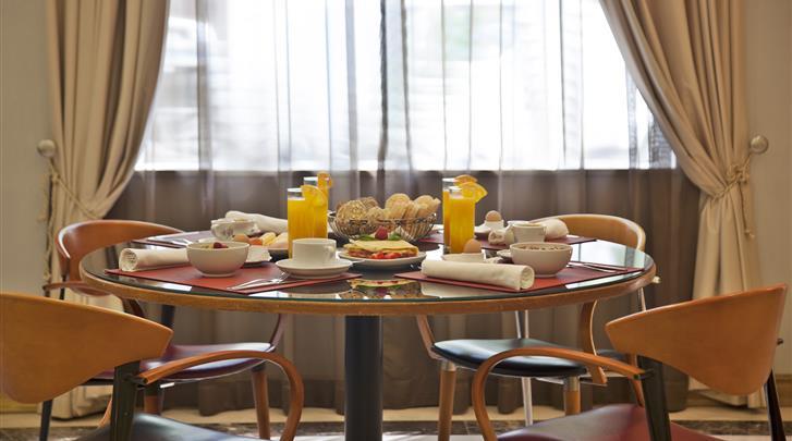 Lissabon, Hotel Sana Reno Style, Restaurant