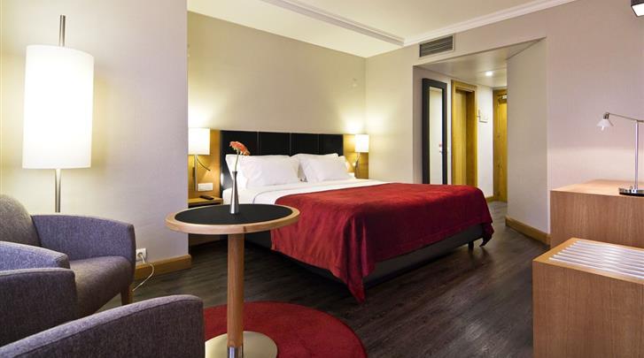 Lissabon, Hotel Sana Reno Style, Standaard kamer